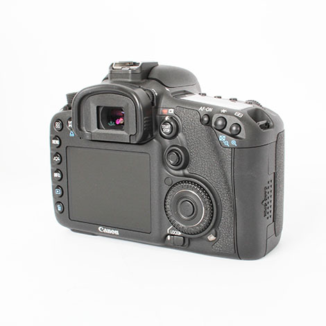 CANON 7D DIGITAL CAMERA BODY {18 M/P} Image 4