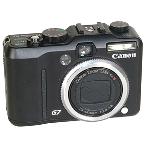 CANON POWERSHOT G7 DIGITAL CAMERA {10 M/P} Image 0