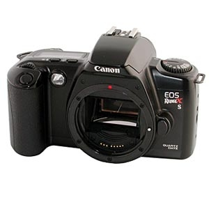 CANON EOS REBEL XS QD 35MM CAMERA BODY