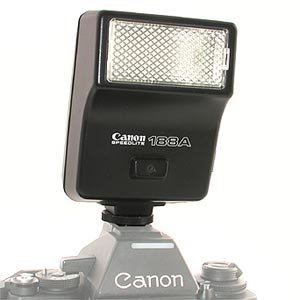 CANON 188A SPEEDLITE [GN83] Image 0