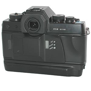 CONTAX RTS III 35MM CAMERA BODY Image 1