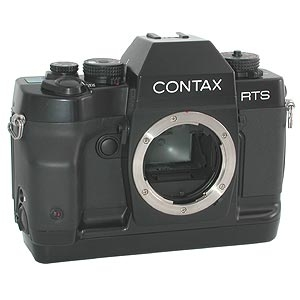 CONTAX RTS III 35MM CAMERA BODY Image 0
