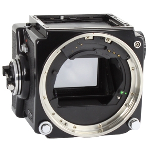 BRONICA ETR MEDIUM FORMAT CAMERA BODY Image 1