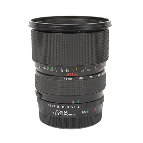 BRONICA 45-90MM F/4-5.6 PE ASPHERICAL LENS FOR ETR SYSTEM {95} Image 4