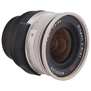 CONTAX 21MM F/2.8 BIOGON T* LENS FOR CONTAX G SYSTEM
