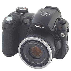 FUJI S5000 DIGITAL CAMERA {3.1 (6.0) M/P} Image 0