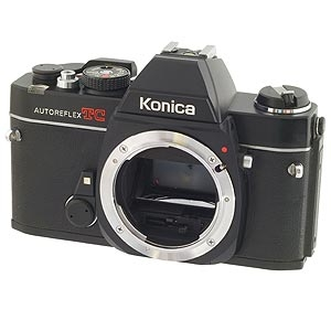 KONICA AUTOREFLEX TC 35MM CAMERA BODY
