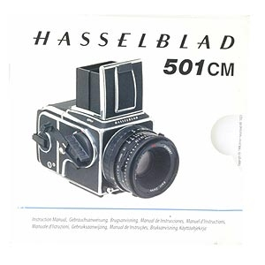 HASSELBLAD 501CM INSTRUCTIONS