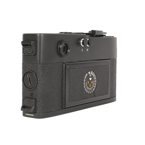 LEICA M5 2 LUG BLACK 35MM CAMERA BODY Image 2