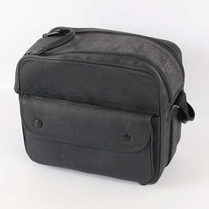 Leica M SMALL COMBI SHOULDER BAG M BLK LTHR