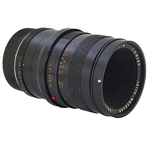 LEICA 60MM F/2.8 MACRO ELMARIT 2 CAM R MOUNT LENS {SERIES 8 IN HOOD} Image 1