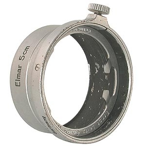 Leica Screwmount 50 ELMAR CHR CLAMP-ON (FISON) Image 1
