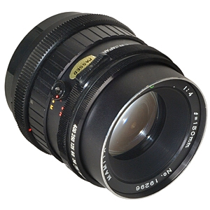 MAMIYA 150MM F/4 SF C LENS FOR MAMIYA RB67 {77} Image 1