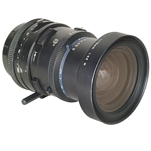 MAMIYA 75MM F/4.5 W SHIFT LENS FOR MAMIYA RZ67 SYSTEM {105}