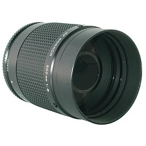MINOLTA 500MM F/8 RF SR MOUNT MANUAL FOCUS LENS {39}