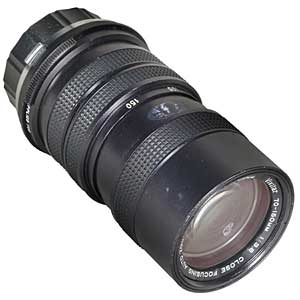 VIVITAR 70-150MM F/3.8 CLOSE FOCUS 2-TOUCH MANUAL FOCUS LENS FOR OLYMPUS OM MOUNT {52}