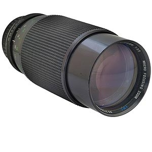 VIVITAR 70-210MM F/3.5 SERIES 1 MACRO MANUAL FOCUS LENS FOR PENTAX K MOUNT {62}