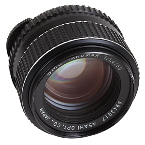 PENTAX 55MM F/2 SMC TAKUMAR M42 SCREW MOUNT MANUAL FOCUS LENS {49} Image 1