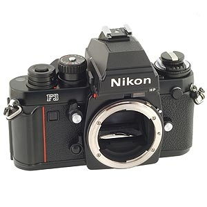 NIKON F3P 35MM CAMERA BODY Image 1