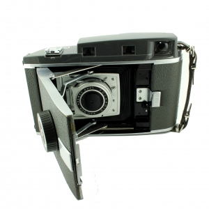 Polaroid 110A (MODIFIED BY FOUR DESIGNS CO.)