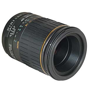 TAMRON 90MM F/2.8 SP MACRO 1:1 (72B) (REQUIRES ADAPTALL) LENS {55}