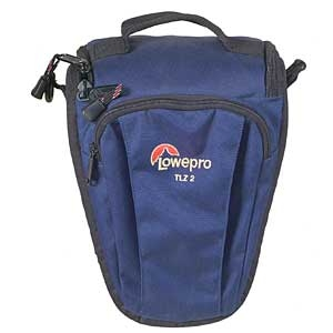 Cases LOWEPRO TLZ 2 HOLSTER CS BLU/BLK 7X5X9.75""