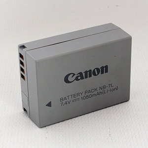 Canon Digital BATTERY NB-7L (G10,11) Image 0