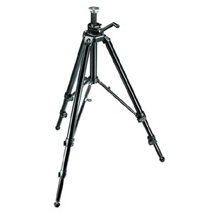 "Tripods MANFROTTO 475B BLK 33-81"" GEAR COLUMN Image 0"