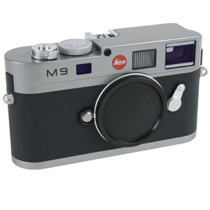 LEICA M9 STEEL GRAY PAINT DIGITAL CAMERA BODY {18 M/P}