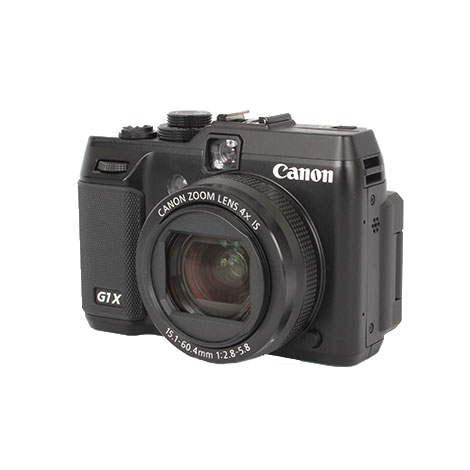 CANON POWERSHOT G1X DIGITAL CAMERA {14.3 M/P} Image 1
