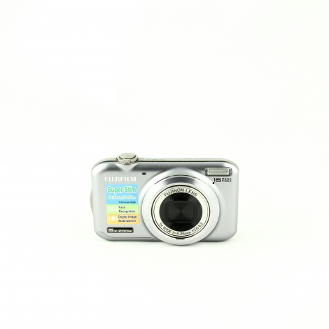 FUJI JX400 SILVER DIGITAL CAMERA {16 M/P} Image 0