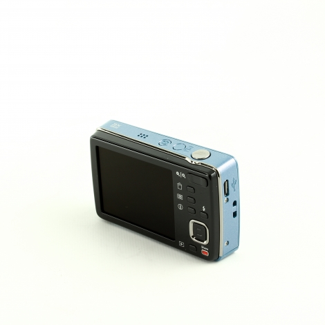 KODAK EASYSHARE MINI M200 BLUE DIGITAL CAMERA {10 M/P} Image 2