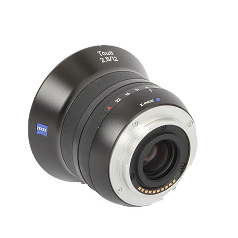 ZEISS 12MM F/2.8 T* TOUIT DISTAGON LENS FOR FUJI X-MOUNT MIRRORLESS {67} Image 2