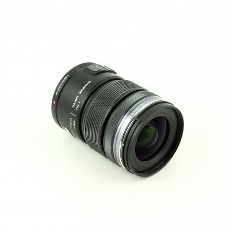 OLYMPUS 12-50MM F/3.5-6.3 M.ZUIKO ED EZ MSC BLACK AUTOFOCUS LENS FOR MICRO FOUR THIRDS SYSTEM {52} Image 1