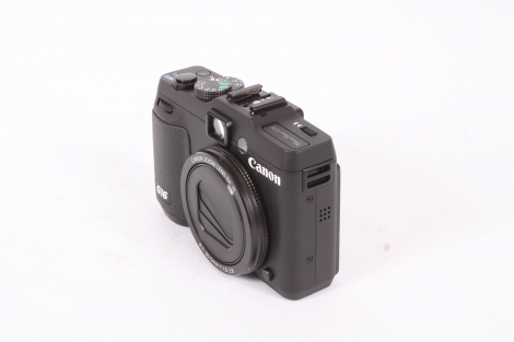 CANON POWERSHOT G16 DIGITAL CAMERA {12.1 M/P} Image 1