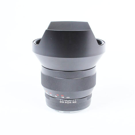 ZEISS 15MM F/2.8 DISTAGON ZE T* (MANUAL FOCUS) BUILT-IN HOOD LENS FOR CANON EF MOUNT Image 1