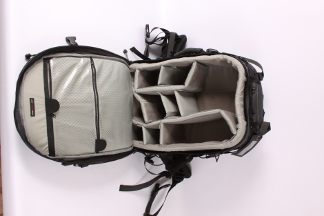 "Cases LOWEPRO PRO MESSENGER 180 AW GRY 10.6X6.3X12"" Image 4"